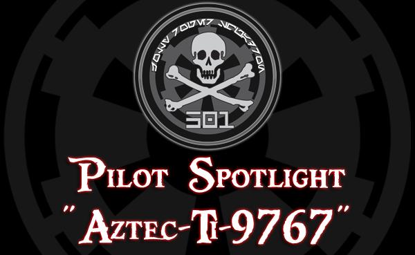 """05-2014 Pilot Spotlight """"Aztec-Ti-9767"""""""